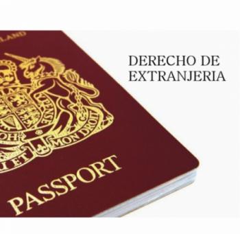Denegación de tarjeta comunitaria por antecedentes penales