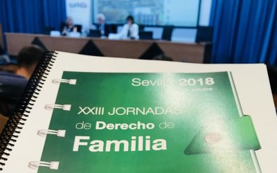XXIII JORNADAS DE DERECHO DE FAMILIA